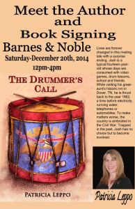 11x17 Drummers Call Flyer-1